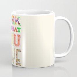 Life & Love Coffee Mug