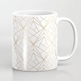 Gold pattern Coffee Mug
