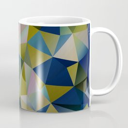 Abstract Composition 555 Coffee Mug