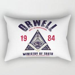Department Of Propaganda Rectangular Pillow