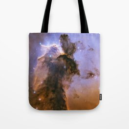 Eagle Nebula Spire Tote Bag