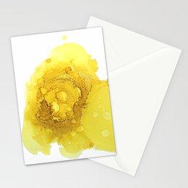 Manipura (solar plexus chakra) Stationery Cards