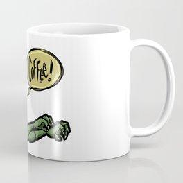 Monster Coffee Coffee Mug
