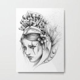 Las ideas de Alena Metal Print