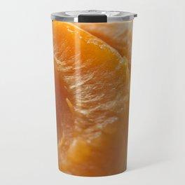 Slice apricots Travel Mug
