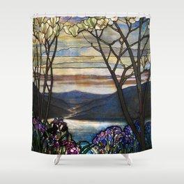 Louis Comfort Tiffany Shower Curtain