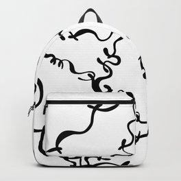 Pentagram by Eleanor Davies Backpack