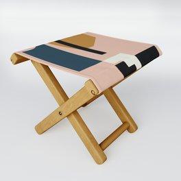 Shape study #2 - Lola Collection Folding Stool