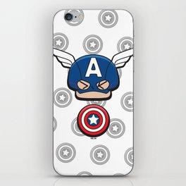 Captain Art  iPhone Skin
