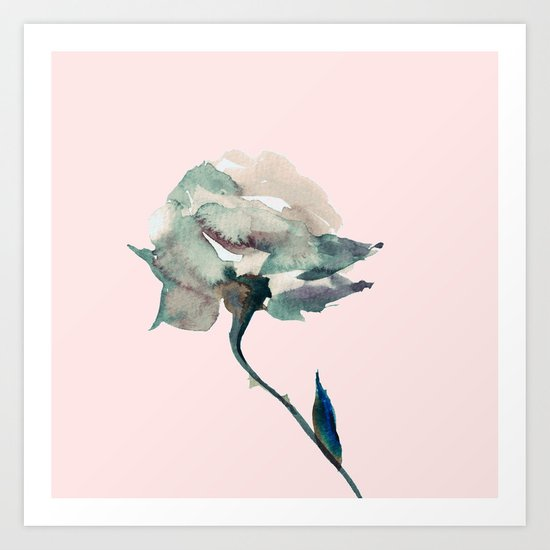 no love lost (everyday 1/365) Art Print