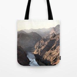 Creek Riding Tote Bag