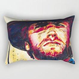Pull Your Pistols Rectangular Pillow