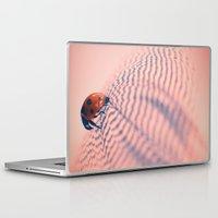 beetle Laptop & iPad Skins featuring beetle by Tanja Riedel