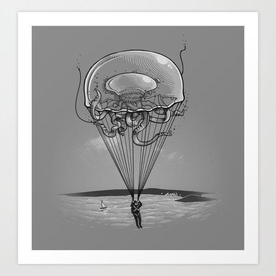 Seaward Art Print
