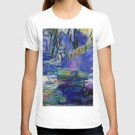 Monet Wisteria T-shirt