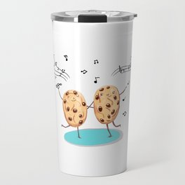 Cookies funny biscuits cute Travel Mug