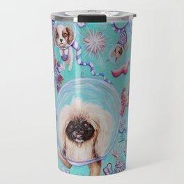 atlantean pups by Nefertara Travel Mug