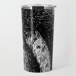 Penguin sketch Travel Mug