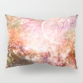 Negative Fantasy Pillow Sham