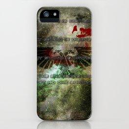 Astra Militarum iPhone Case