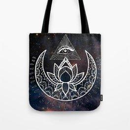Lunar Eye Tote Bag