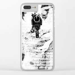 Shooter Clear iPhone Case
