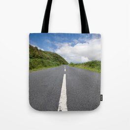 Great Cumbrae rush hour Tote Bag