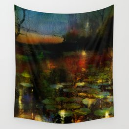 Somewhere in the countryside Wall Tapestry