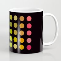 pantone Mugs featuring Pantone by lescapricesdefilles