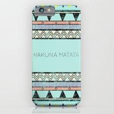 Hakuna Matata Slim Case iPhone 6s