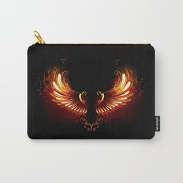 Fire Wings Carry-All Pouch