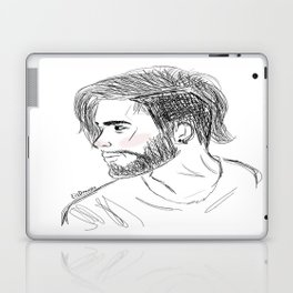 Scribble Zayn Laptop & iPad Skin