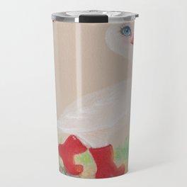 a Snozzleberry Swan excursion Travel Mug