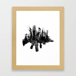 What's Your Ammo? Framed Art Print