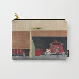 The Old Firehouse Carry-All Pouch
