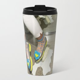 Please knock before entering. With love, your Love Travel Mug