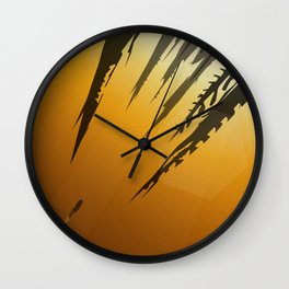 Star Trek Minimalist Wall Clock