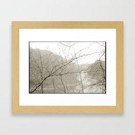 Potomac at Vaso Island Framed Art Print