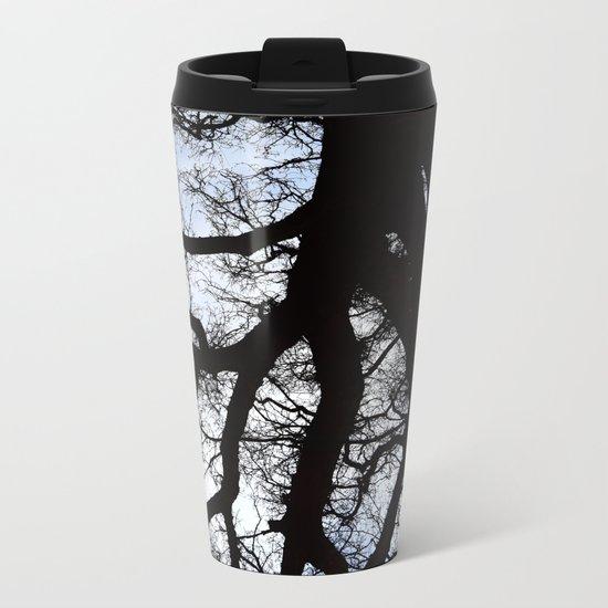 Branch Out Metal Travel Mug