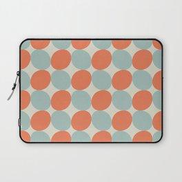 Disco Bar ceramic tile pattern Laptop Sleeve