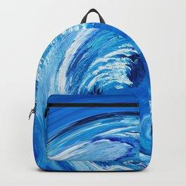 Frozen Wave Backpack