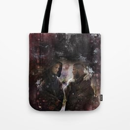 We Fight Tote Bag