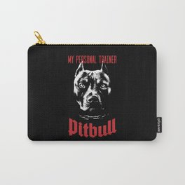 Pitbull My Personal Trainer Carry-All Pouch