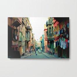 Istanbul colors Metal Print