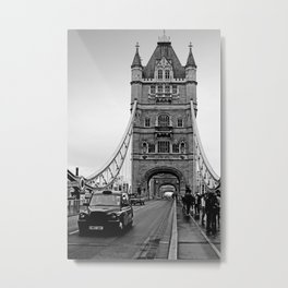 London ... Tower Bridge II Metal Print