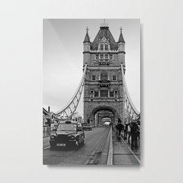 London ... Tower Bridge II Metal Print