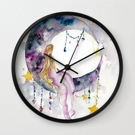 Swinging on a Star Wall Clock