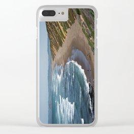 Montaña de Oro Shore II Clear iPhone Case