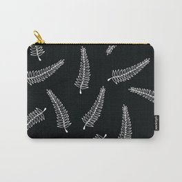 Branch Pattern Carry-All Pouch