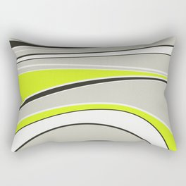 Frozen Yellow Rectangular Pillow
